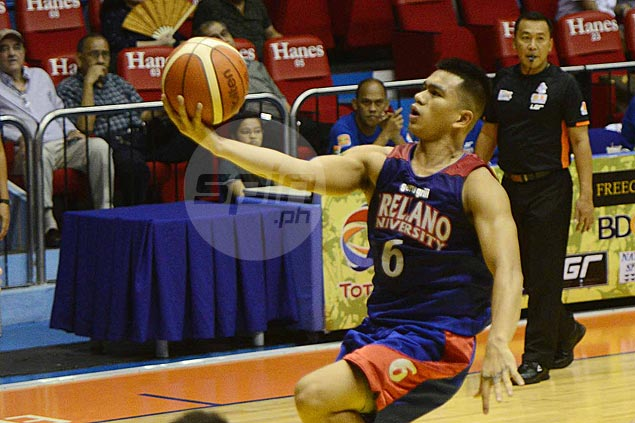 Arellano eliminates San Beda, advances to Filoil semifinals for the first time