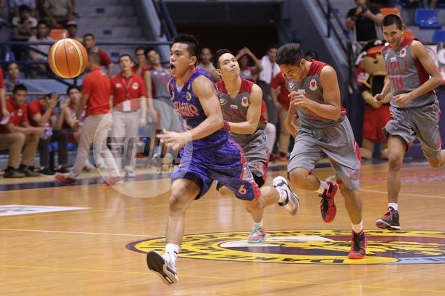 Arellano Chiefs move to solo third with easy victory over hapless Lyceum Pirates