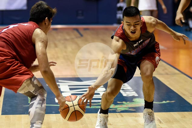 Jio Jalalon shows way as Arellano starts Premier Cup campaign with win over EAC