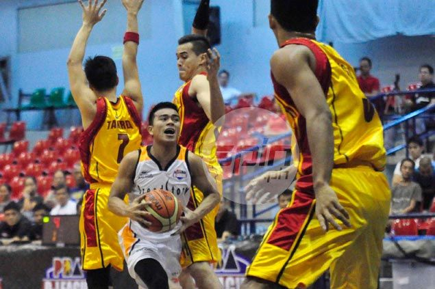Jalalon leads fourth-quarter rally as Bread Story turns back Tanduay Light for first win in D-League
