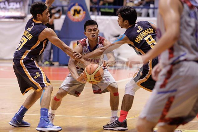 Arellano Chiefs get back at JRU Bombers to gain solo second spot in NCAA