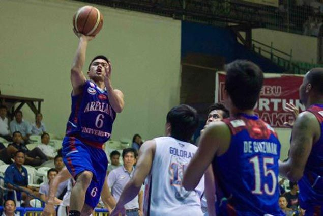 Arellano Chiefs bounce back as Cesafi champs SWU Cobras wind up winless in PCCL Elite Eight