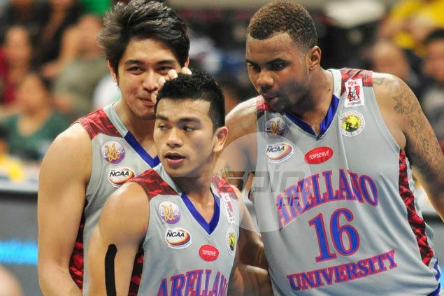 Arellano Chiefs rely on giant Holts to bring down Blue Eagles in Goodwill Games