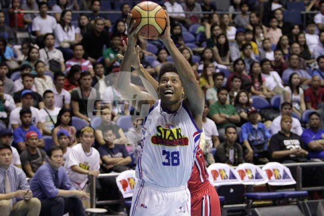 The swagger is back, says Joe Devance, and it's stirring up excitement at Purefoods camp