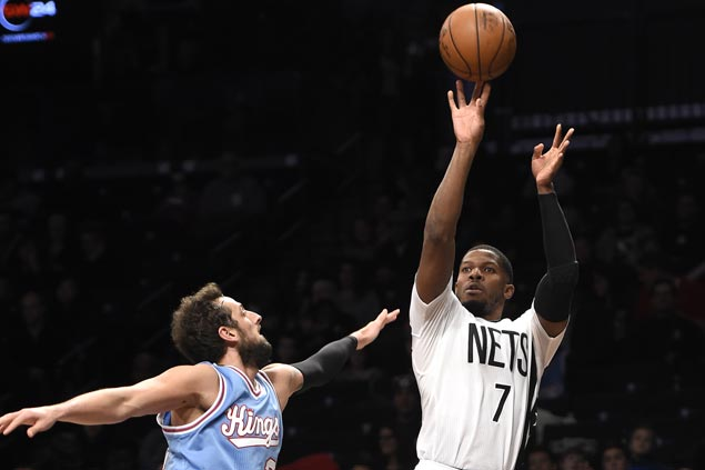 Brooklyn Nets part ways with former All-Star guard Joe Johnson after contract buyout