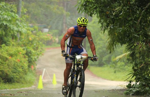 Pinoy triathlete Joe Miller vows to do better after letdown performance in XTERRA Saipan Championship