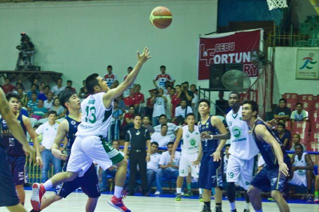 Cesafi side UV erases 16-point deficit to edge UAAP champion National U in PCCL