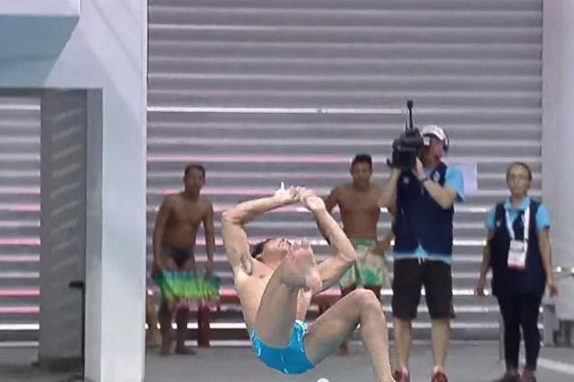 As video of diving flop resurfaces on social media, know real story behind ridiculed PH duo