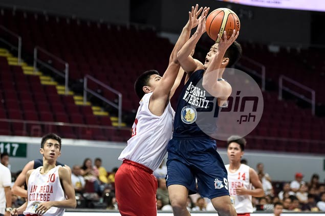 NU Bullpups begin UAAP Jrs basketball title defense against UE Junior Warriors