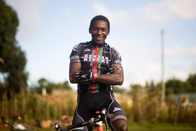 Kenyan cyclist dies after colliding with car in Tour of Matabungkay