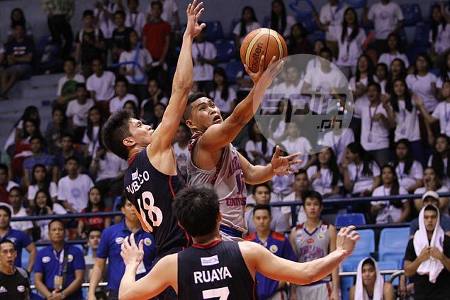 Arellano Chiefs survive Letran Knights to stay in step with San Beda