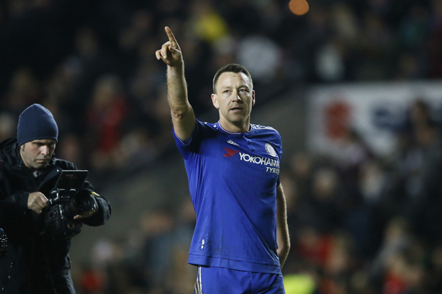 Chelsea not renewing John Terry contract, skipper to leave Blues after 18 trophy-laden years