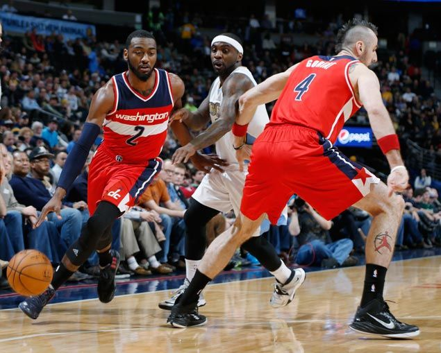 Wizards overcome Nuggets in overtime to stop two-game losing run