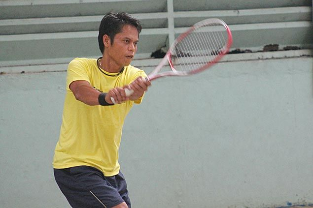 PH counting on boost from returning Johnny Arcilla against intact Thai squad in Davis Cup tie