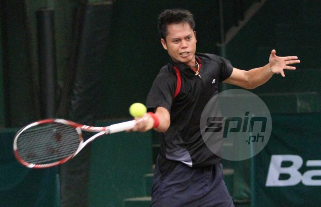 Alcantara-Arcilla tandem falls short against Japanese opponent in PSC-Philta International Men's Futures Open