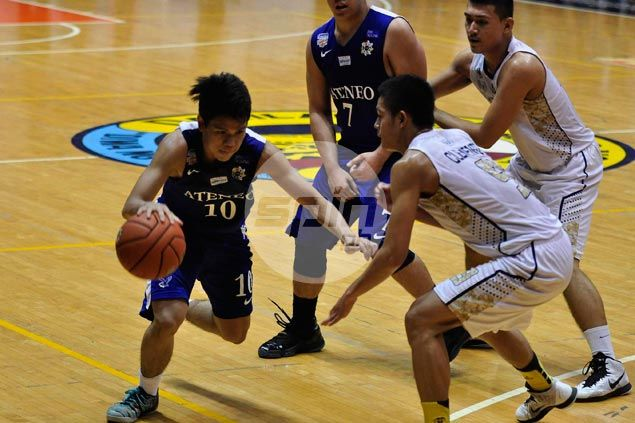 Jolo Mendoza says Mythical Five snub had nothing to do with big game for Blue Eaglets