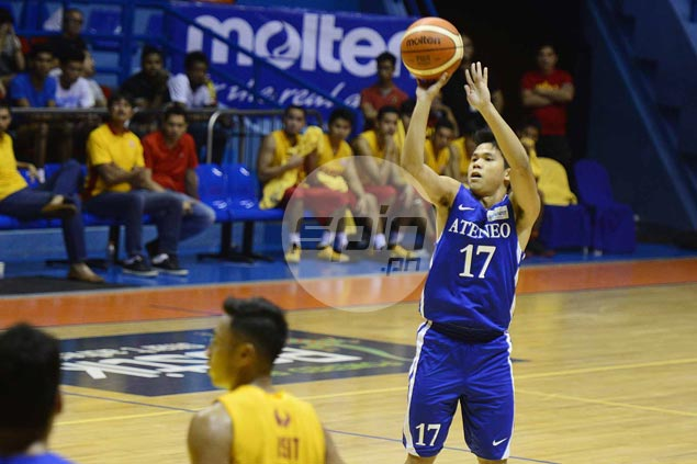 Jolo Mendoza takes charge in fourth as Ateneo downs Mapua to secure quarterfinal spot