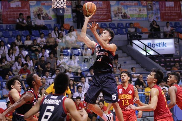 With Cruz and Racal turning pro, Letran eyeing stints in offseason tournaments to prepare young Knights for NCAA Season 92