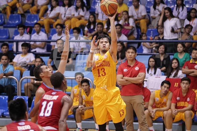 San Sebastian Stags get back at first-round tormentor and fellow strugglers EAC Generals