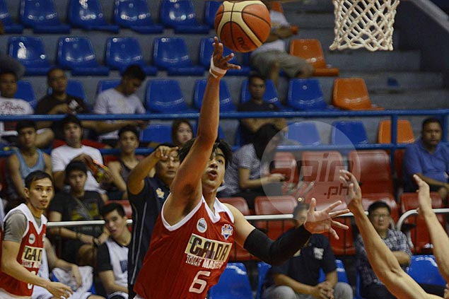Caida clobbers QRS-JAM to clinch twice-to-beat advantage in Aspirants Cup quarterfinals