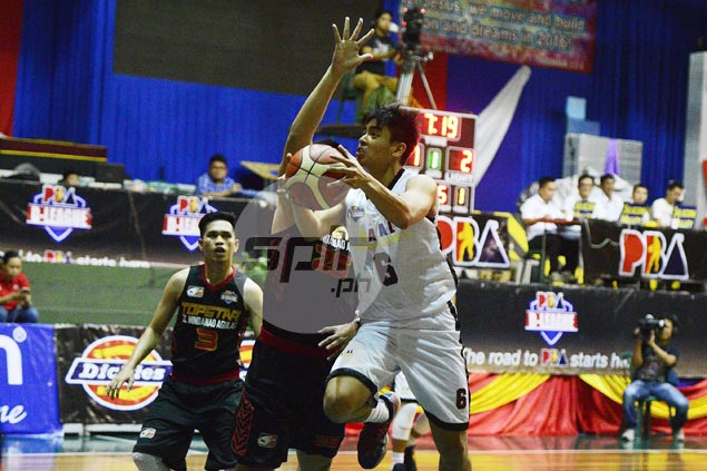 Jonathan Grey stars as Racal gets back on track with win over Mindanao Aguilas