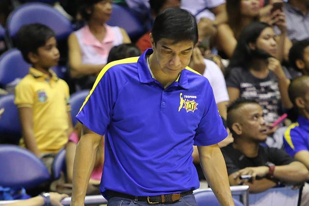 Coach Jong Uichico forced to put club over country as he stays behind with struggling TNT while Gilas goes to Europe