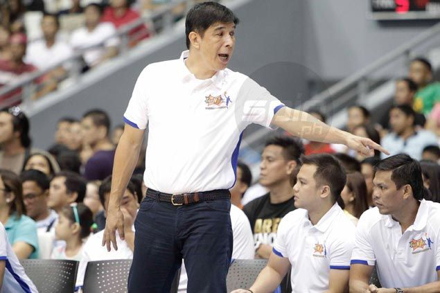 Talk 'N Text unsettled by rotation as Coach Jong Uichico gropes for ideas in season opener