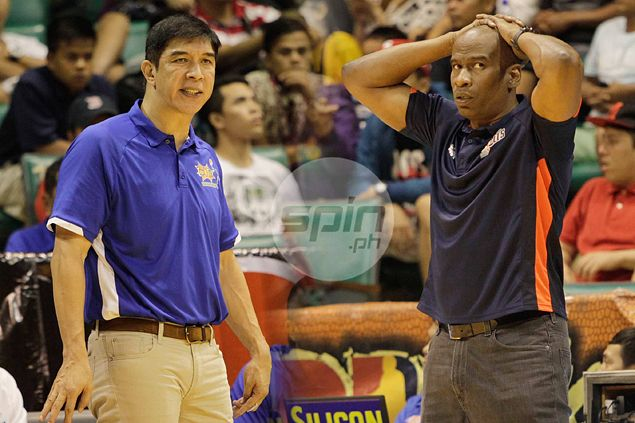 Talk 'N Text, Meralco dispute solo lead in Commissioner's Cup