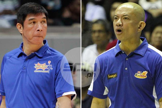 Talk N Text begins road to redemption as it battles Rain or Shine in Commissioner's Cup debut