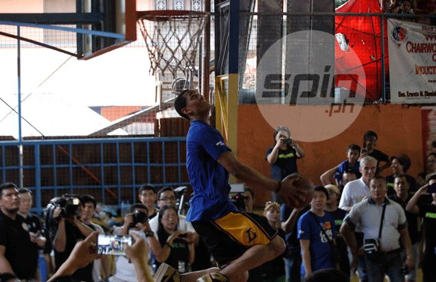 Jordan Clarkson credits San Miguel's Chris Ross for showing him how to be a true Fil-Am