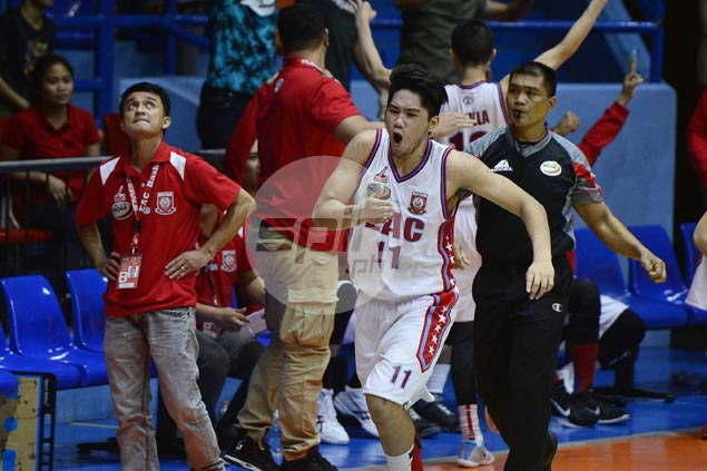 EAC Generals off to fine start in Season 92, down Lyceum Pirates behind Jorem Morada's late surge
