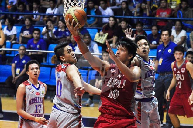 Lyceum Pirates stun Arellano, leave Chiefs in playoff for top spot against San Beda