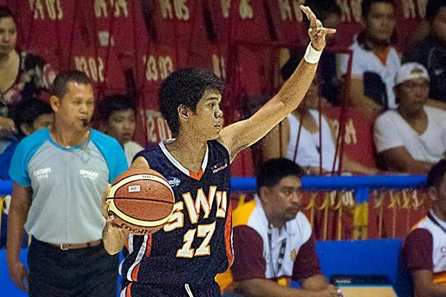 SWU Cobras down USJ-R Jaguars for third straight win in Cesafi