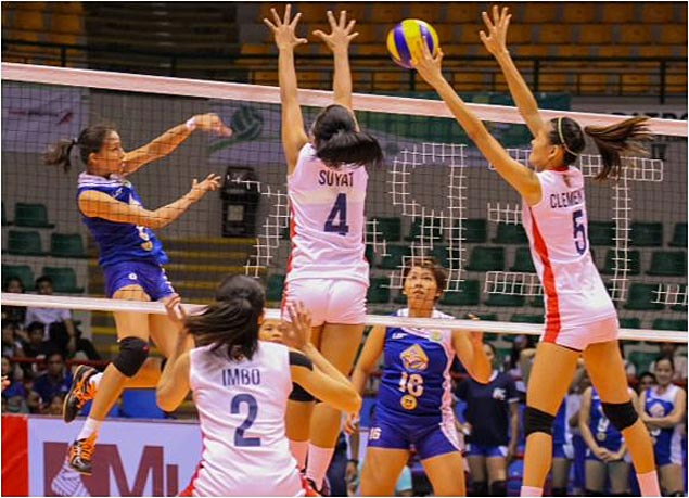 Army Lady Troopers take Super Liga lead with rout of winless San Jose Builders