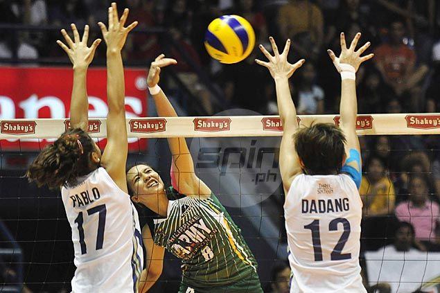 Army Lady Troopers first to V-League semifinals after disposing of NU Lady Bulldogs