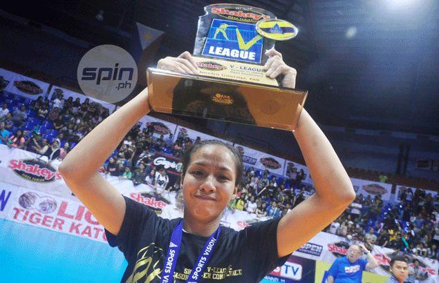 Jovelyn Gonzaga on Finals MVP: `Ang sarap sa feeling na mag-champion ka kasama ang pamilya mo'