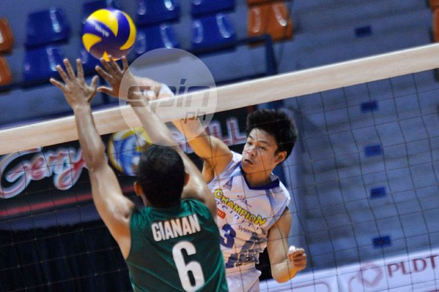 Champion Infinity keeps Instituto Estetico Manila winless in Spikers' Turf