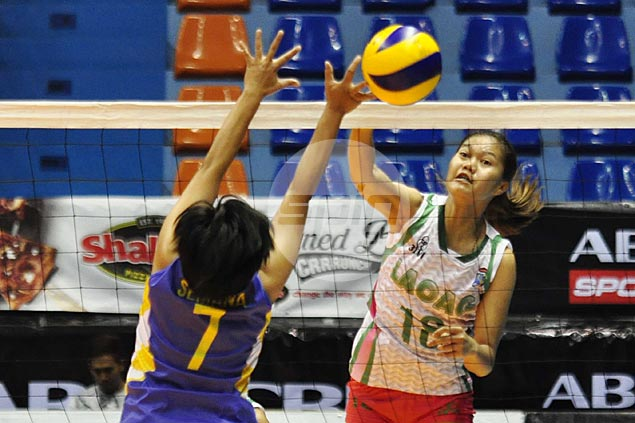 Jovielyn Prado shows way as Laoag hands Air Force first loss in V-League Open