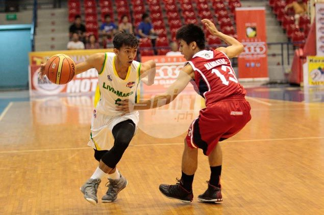 LiverMarin finally scores first win in D-League, at expense of MP Hotel