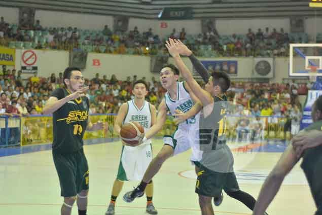 Quickfire UV Green Lancers even Cesafi Finals after 70-63 win over USC Warriors