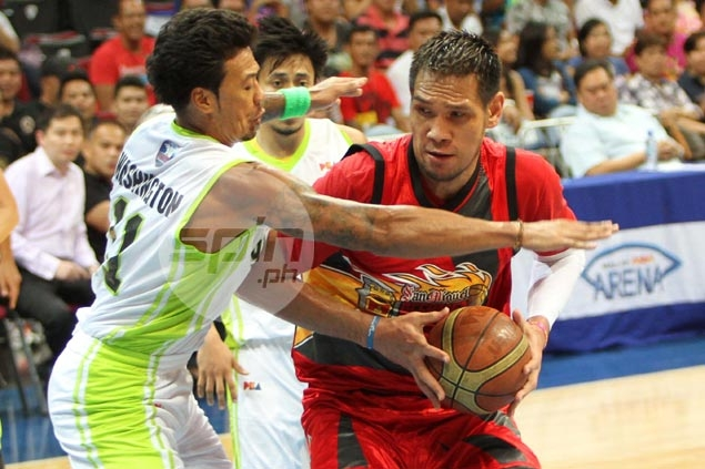 June Mar Fajardo vows to stay aggressive as he reaches new high in young PBA career
