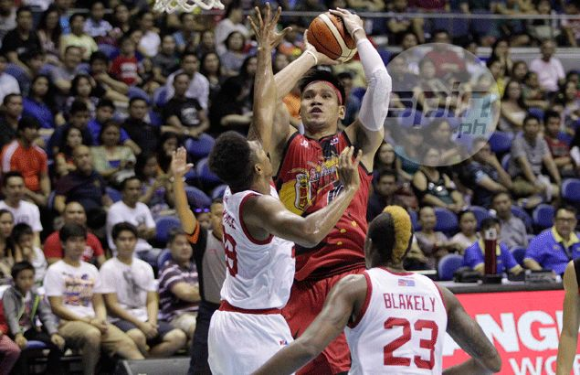 San Miguel adds to Star's misery as Beermen complete wire-to-wire win over Hotshots