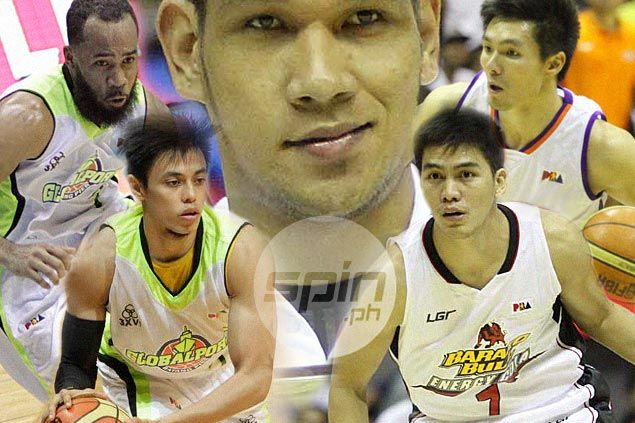 Romeo, Pringle, Yeo, Intal crowd Fajardo in Best Player of the Conference derby