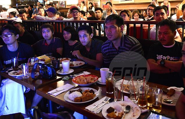 June Mar Fajardo says he will be first to shake Pacquiao's hands when they meet in PBA
