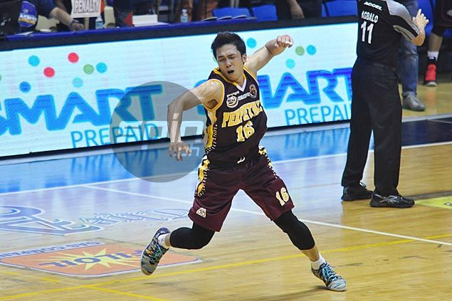 Juneric Baloria scores 32 points as Perpetual Help edges Letran to gain share of third spot in NCAA