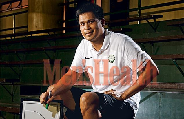 Keep Calm and Stay Green: Inside DLSU coach Juno Sauler's personal playbook of life-winning strategies