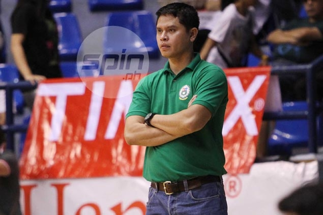 Former PBA player Junthy Valenzuela on the way out as USC head coach. Find out why