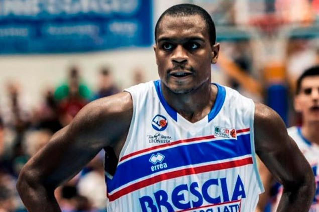 Justin Brownlee on the way to Manila to join Barangay Ginebra