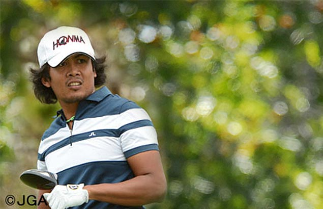 Juvic Pagunsan three shots off the pace in Japan; Angelo Que a stroke farther back