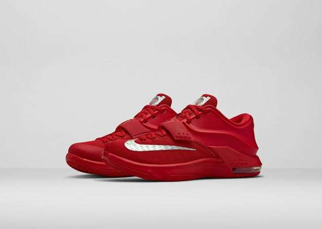 Team USA leader Kevin Durant's love for travel inspires latest iteration of signature KD7 shoe